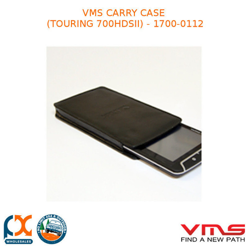 VMS CARRY CASE (TOURING 700HDSII) - 1700-0112