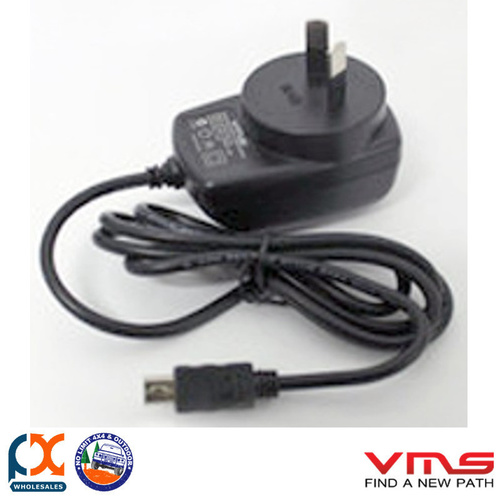 VMS 240V CHARGER  (TOURING 600) - 1900-0005