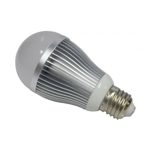 COOLIGHT B062 LED GLOBE COOL WHITE 8W - B22 BASE (DIMMABLE)