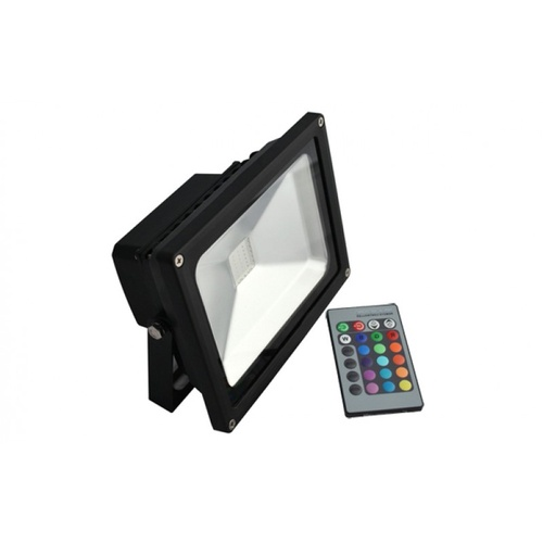 COOLIGHT RGB LED FLOODLIGHT 10W - 115MM X 87MM