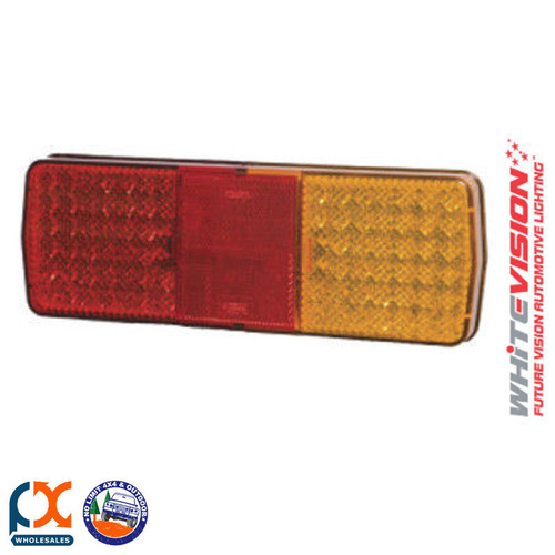 CRL105LED2M LED Rear Combination Lamp 9-33V 2.0M Cable Box