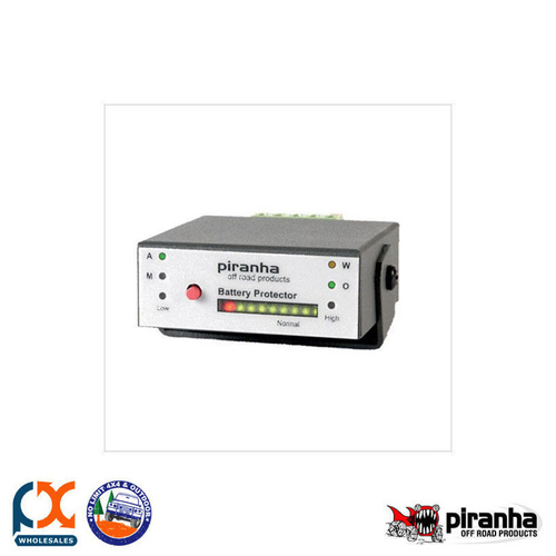 PIRANHA BATTERY MONITOR / PROTECTOR