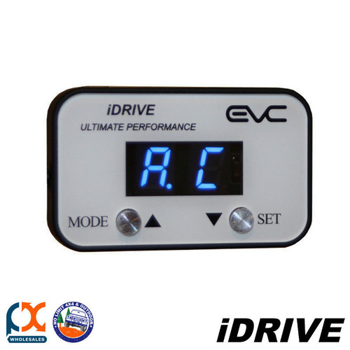 IDRIVE WINDBOOSTER THROTTLE CONTROL - CHEVROLET CAMARO 2009–