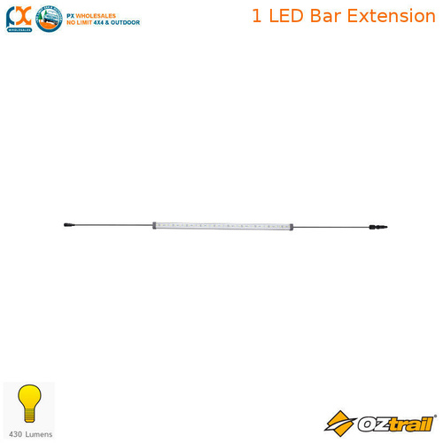 OZTRAIL 1 LED BAR EXTENSION