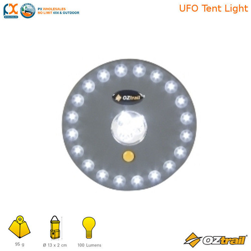 OZTRAIL UFO TENT LIGHT