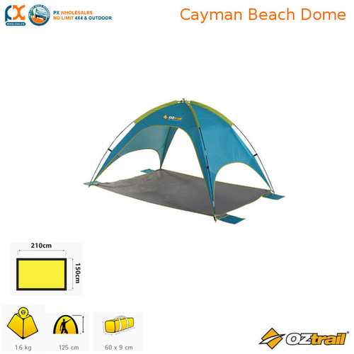 OZTRAIL CAYMAN BEACH DOME