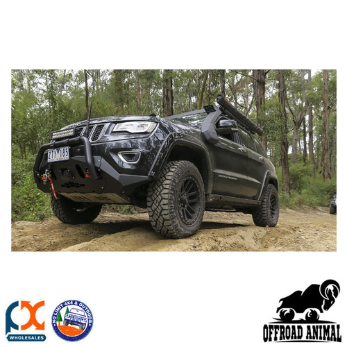 OFFROAD ANIMAL NUDGE BAR GRAND CHEROKEE WK2 2011-2020 (WITH TOW POINTS)