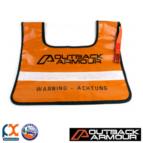OUTBACK ARMOUR RECOVERY BLANKET