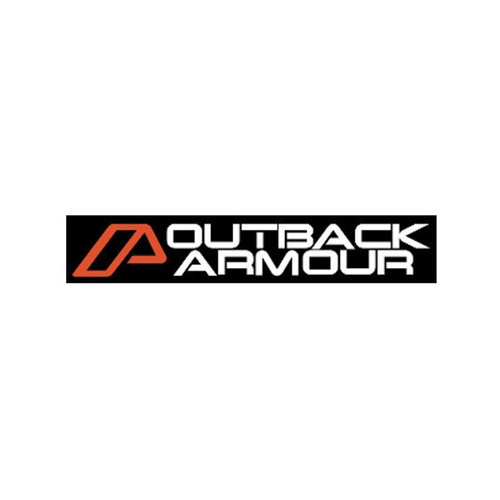 OUTBACK ARMOUR ABS BRACKET KIT (SINGLE CAB 2017+) - OASU3770009