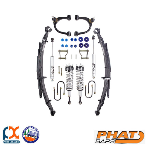 PHAT BARS CALOFFROAD PLATINUM FOX TOUR PACK 3″ LIFT - RANGER PX1 & PX2