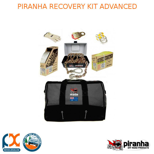 PIRANHA RECOVERY KIT ADVANCED