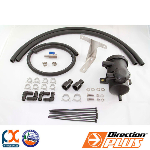 Direction Plus PROVENT OIL SEPERATOR KIT SUIT MITSUBISHI CHALLENGER 4D56 2012 - ON