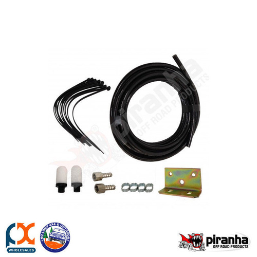 PIRANHA DIFF BREATHER KIT