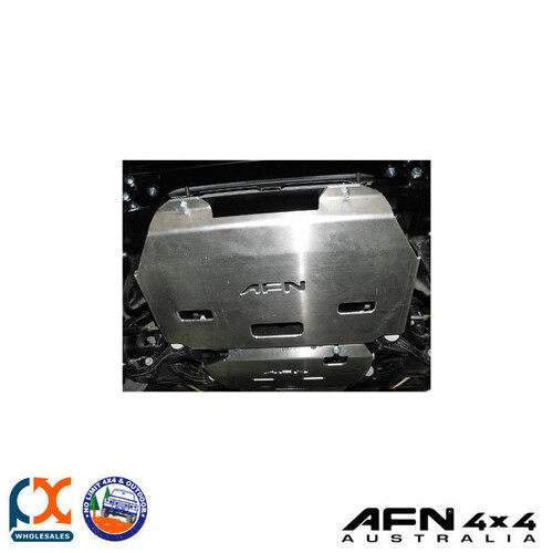 AFN FITS FORD RANGER T6 2010 UNDERBODY PROTECTION RADIATOR